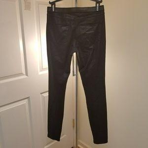 Hue Black skinny stretch pants size XS